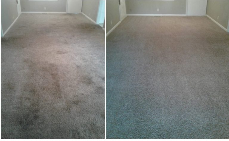 Carpet Cleaning in Tulsa
